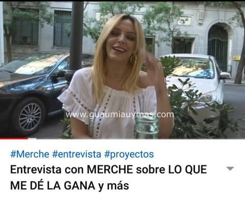 """Merche >> Single """"Lo que me de la gana"""" - Página 6 20190728"""