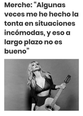 """Merche >> Single """"Lo que me de la gana"""" - Página 6 20190810"""