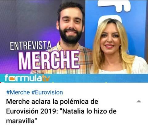 """Merche >> Single """"Lo que me de la gana"""" - Página 6 20190811"""