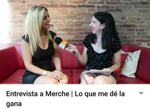 """Merche >> Single """"Lo que me de la gana"""" - Página 6 20190812"""