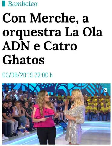 """Merche >> Single """"Lo que me de la gana"""" - Página 7 20190815"""