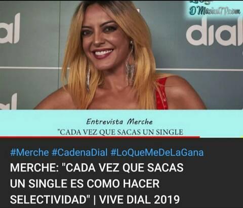"""Merche >> Single """"LQMDLG"""" - """"Te Dejo"""" - """"Te Quiero"""" - Página 7 20190912"""