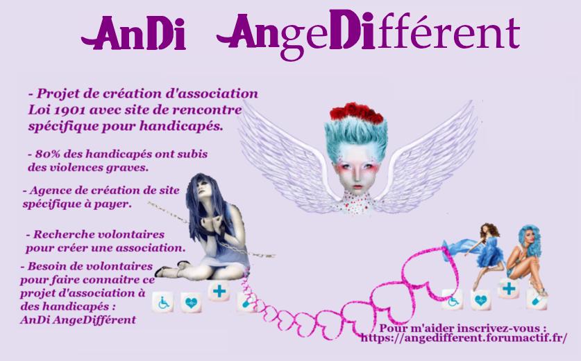 AnDi AngeDifférent