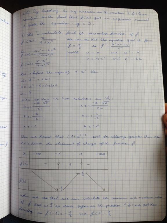 Les limites de fonctions et les dérivées  Img_0411