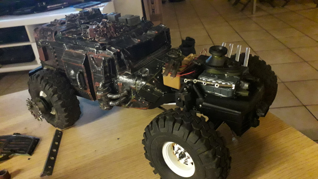 Rat Rod frankenstein 20200412
