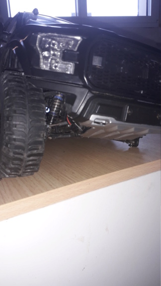 Ford F150 Raptor Jd Model 1/10 20200447