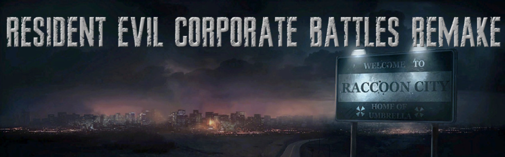 Resident Evil Corporate Battles REMAKE