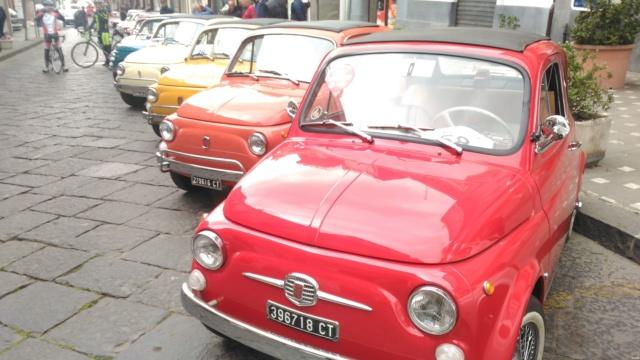 Fiat 500 e Autostoriche 3 edizione P_201813