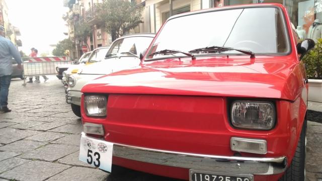 Fiat 500 e Autostoriche 3 edizione P_201815