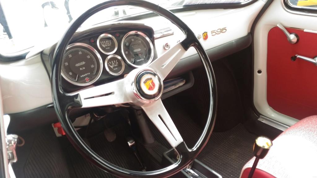 Fiat 500 e Autostoriche 3 edizione P_201819