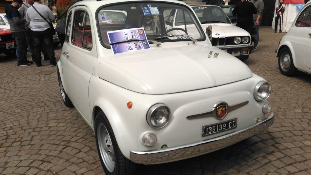 Fiat 500 e Autostoriche 3 edizione P_201820