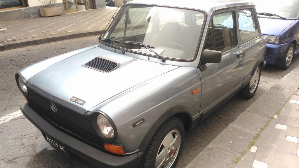 Fiat 500 e Autostoriche 3 edizione P_201822
