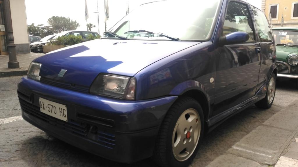 Fiat 500 e Autostoriche 3 edizione P_201826