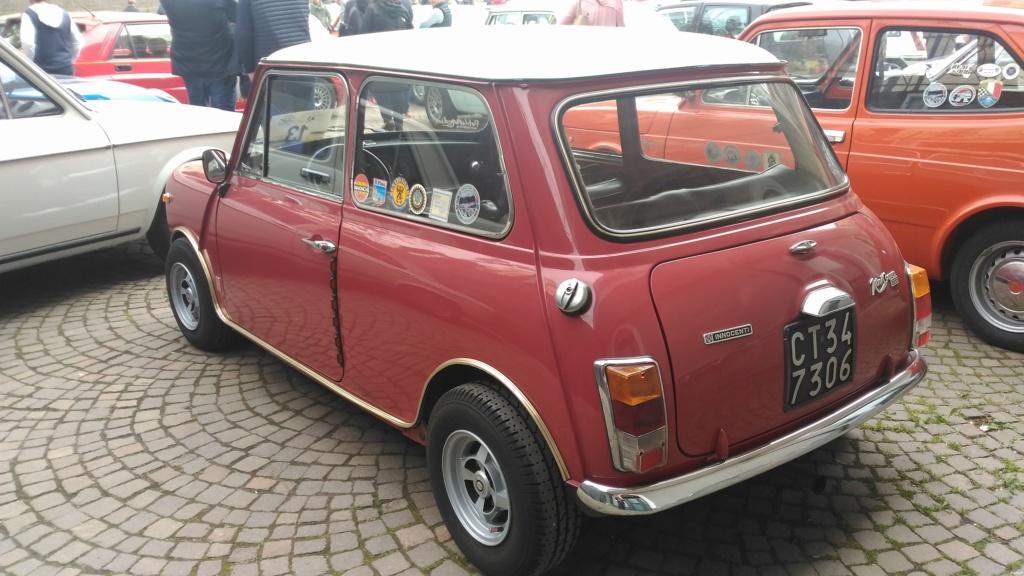 Fiat 500 e Autostoriche 3 edizione P_201834