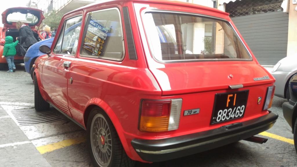Fiat 500 e Autostoriche 3 edizione P_201835