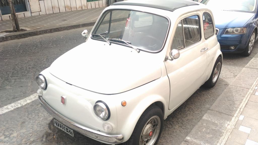 Fiat 500 e Autostoriche 3 edizione P_201837