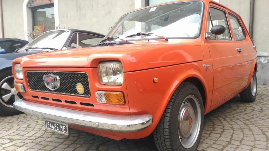 Fiat 500 e Autostoriche 3 edizione P_201842
