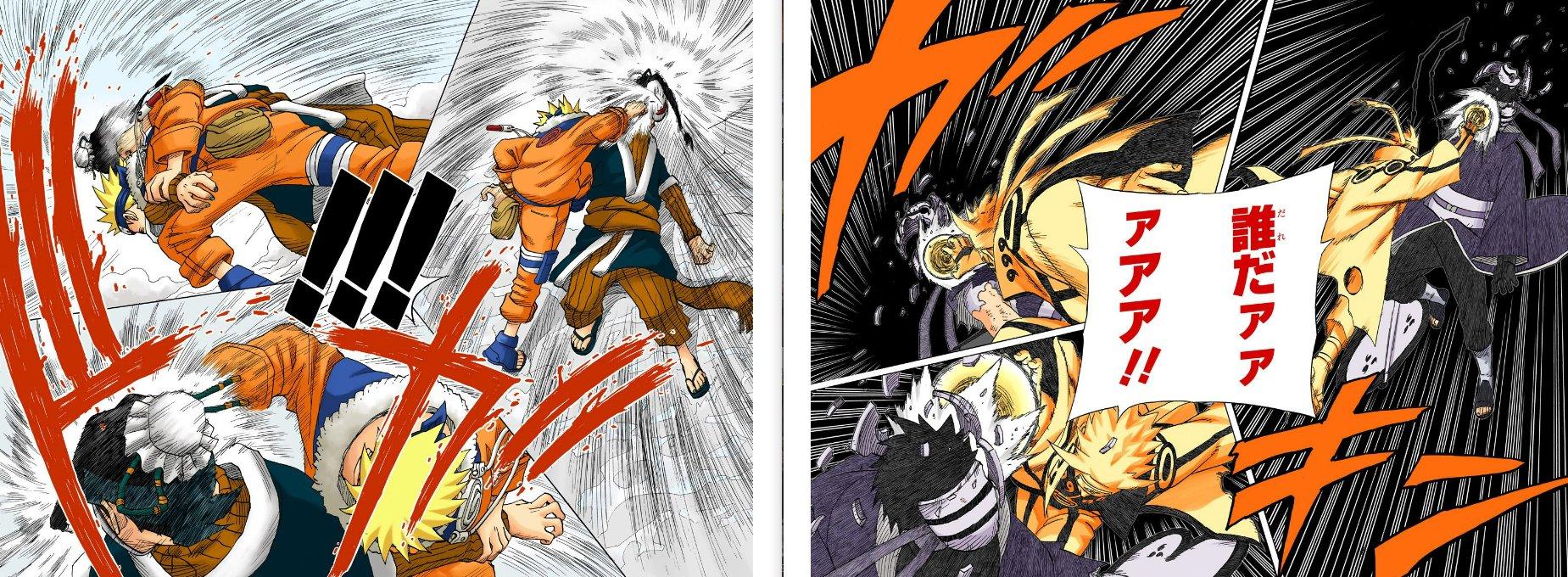 Personagens de Naruto desenhados por Ikemoto enquanto o manga Naruto ainda estava em lançamento - Página 2 Eyiexq10
