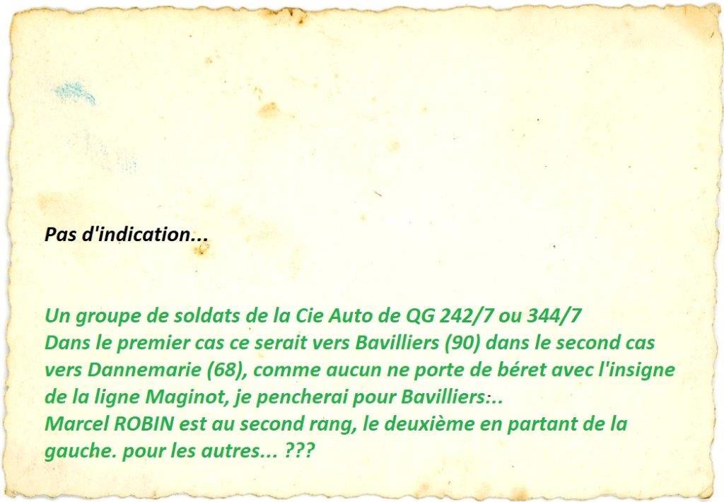 Cie Auto 242/7 devenue 344/7 1939-119