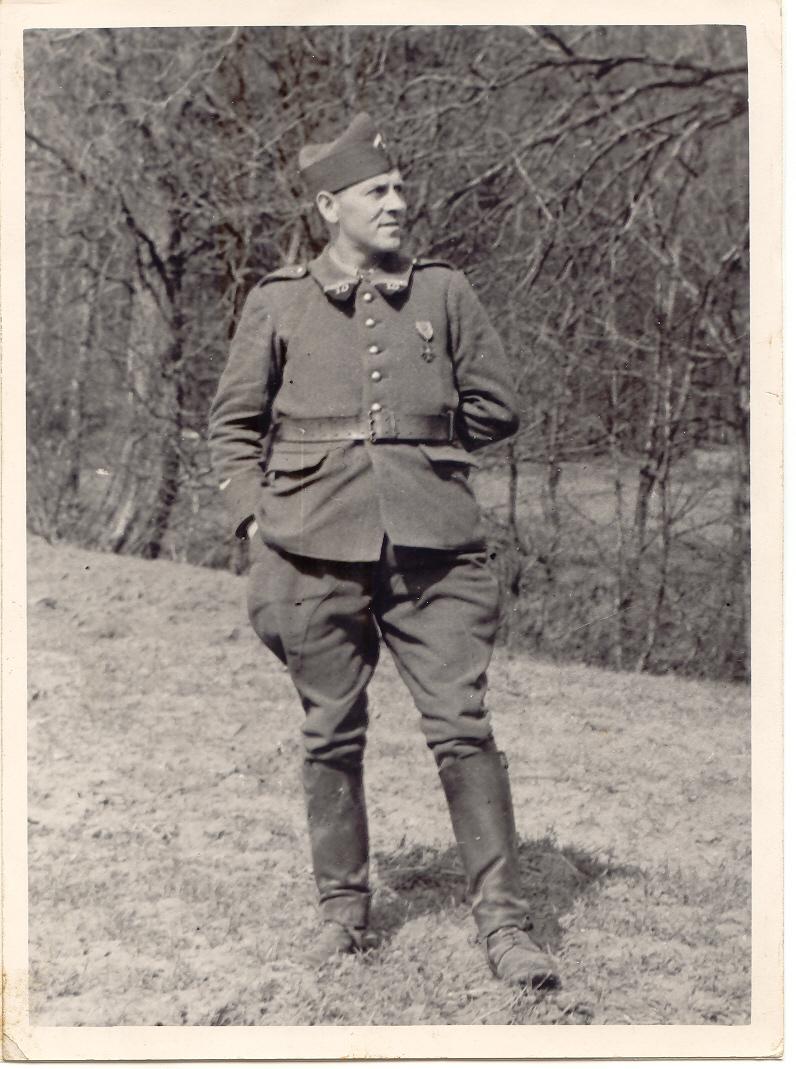 """10e GRCA : Marcel BIETRY """"Mort pour la France"""" 12/06/1940 19400610"""