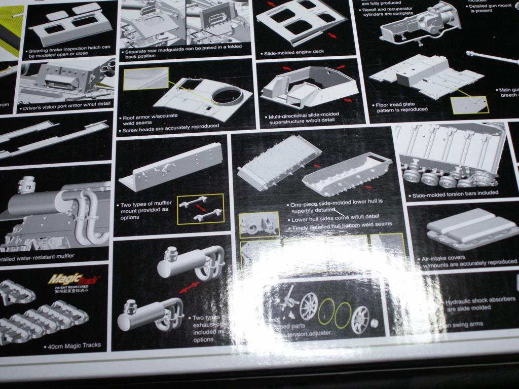 Sturmgeschütz III mit Flüssiggas-Antrieb (Smart Kit) Cyber-Hobby 1:35 Pict0174