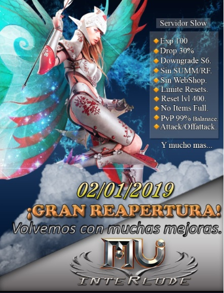 "GRAN RE- INAGURACION ""MU INTERLUDE SEASON 2""  02 ENERO ARGENTINA! Interl13"