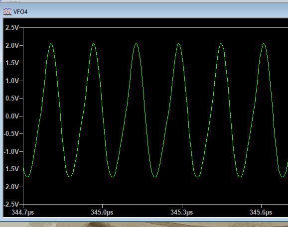 Projet (encore très vague mais ça ce précise) de tranceiver 20m Osc110