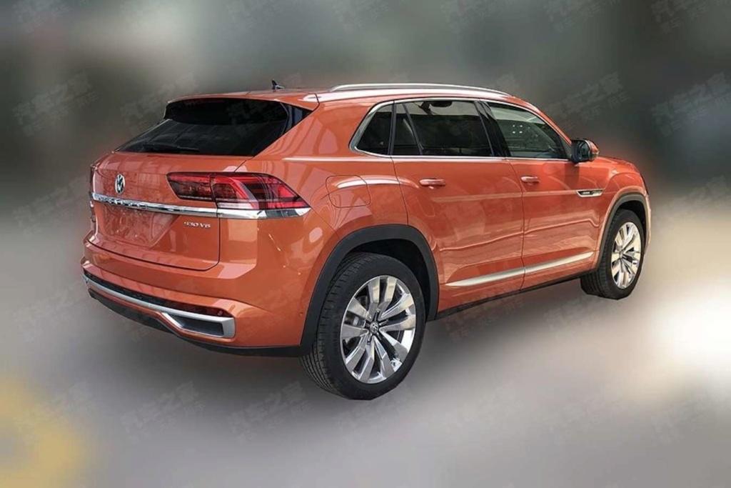 2020 - [Volkswagen] Atlas Cross Sport 1350_910