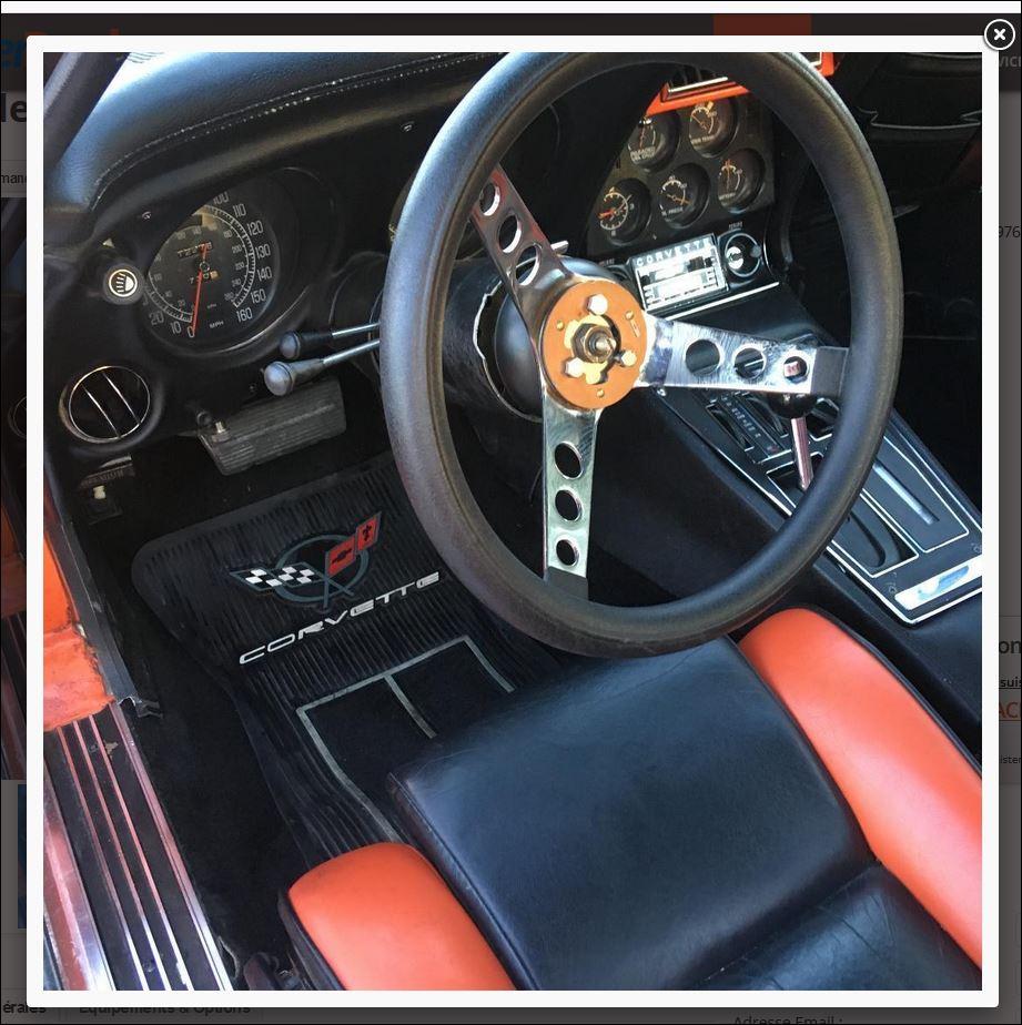 nouveau possesseur de Corvette Annonc11