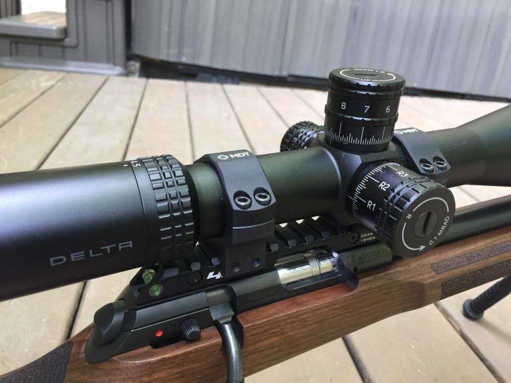 Delta Javelin 4.5-30-56 FFP SMR-1 06e25810