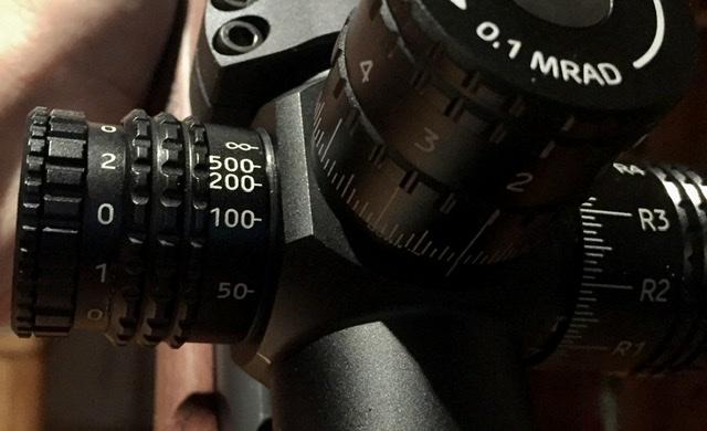 Delta Javelin 4.5-30-56 FFP SMR-1 87065c10
