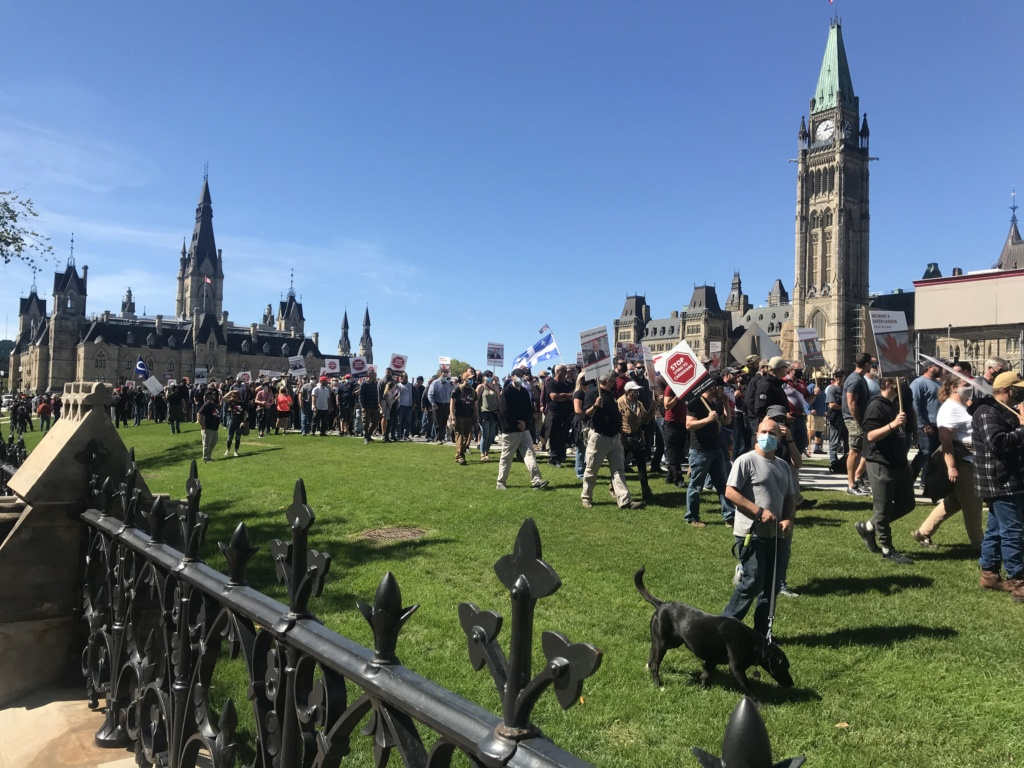 Manifestation CCFR à Ottawa le 12 sept 20 - Page 4 53d58310
