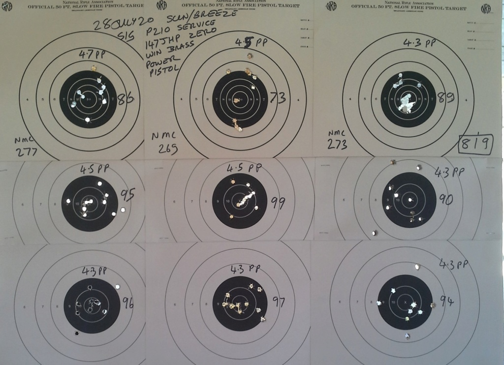 New Model Sig Sauer P210 Target ?  - Page 2 20200711