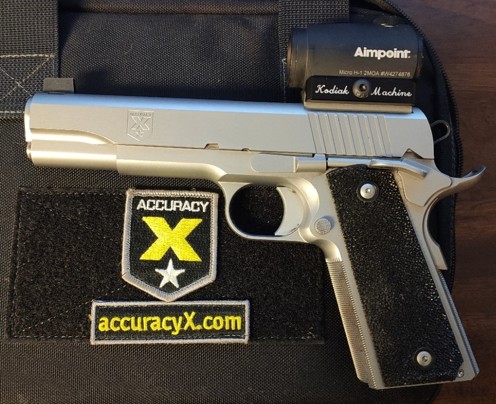 WTS - Accuracy-X 1911 with sight modules only Ax_0110