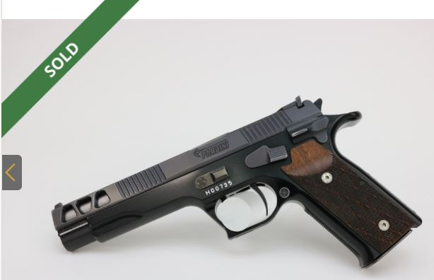 1911 9mm Target pistol youy guys like? Gt910