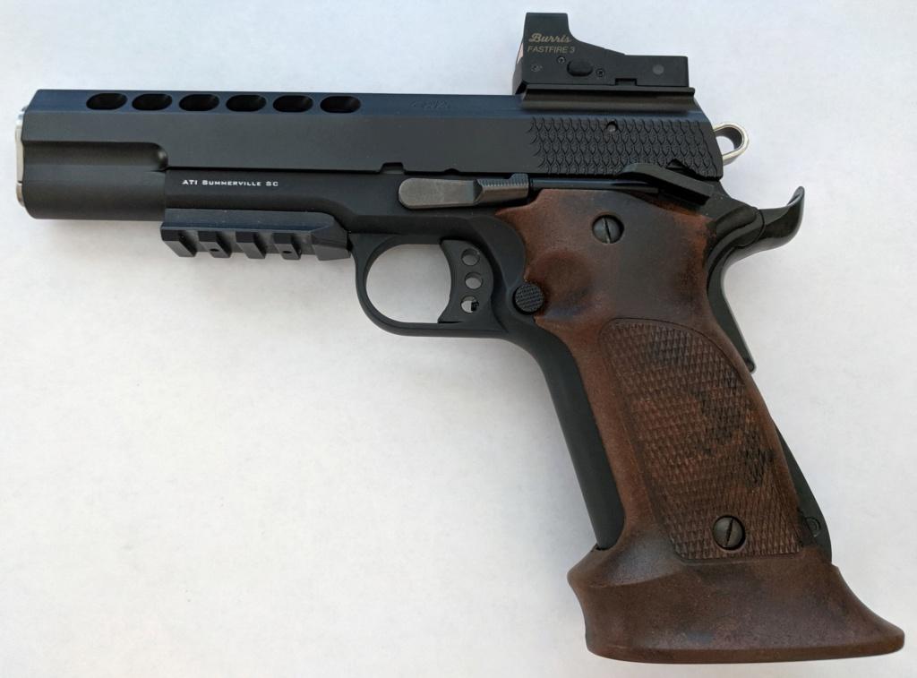 SPF - GSG 1911 Target 22 with CWA Exoskeleton kit & Burris FF3 Img_2049