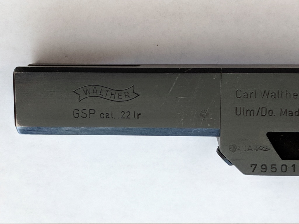 SPF - Walther GSP 22 Rink Grip + Ultradot Img_2077