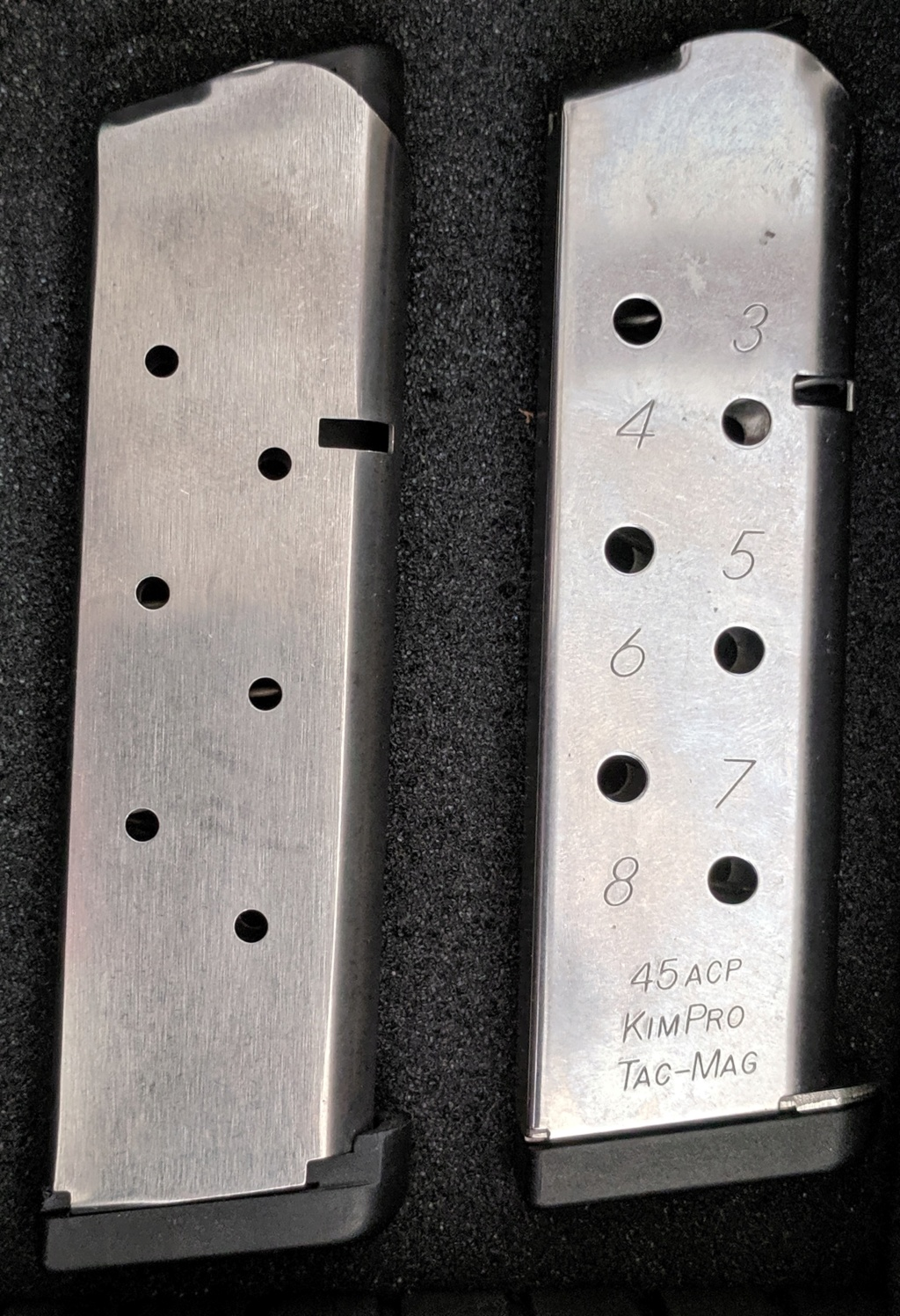 SOLD, pending funds - Les Baer Custom 1911 Bullseye Wadcutter Pistol Img_2112
