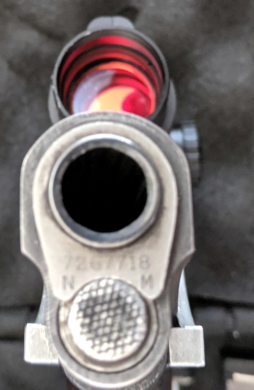SOLD, pending funds - Les Baer Custom 1911 Bullseye Wadcutter Pistol Img_2113