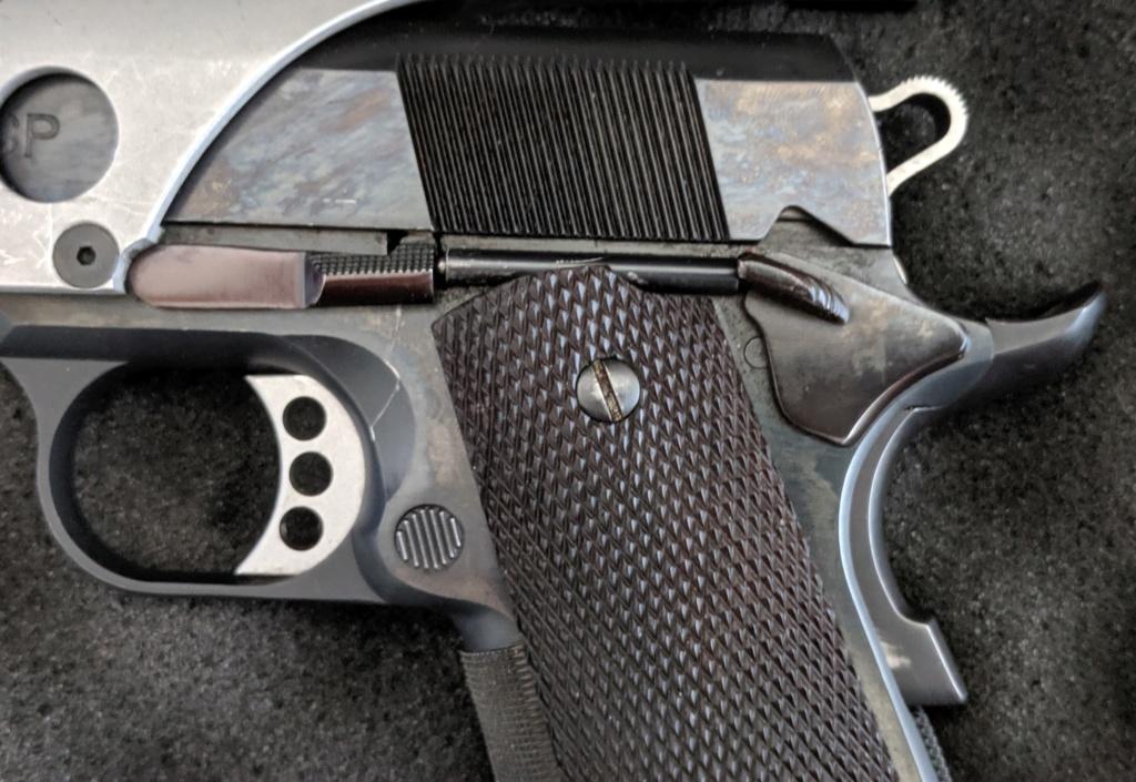 SOLD, pending funds - Les Baer Custom 1911 Bullseye Wadcutter Pistol Img_2118