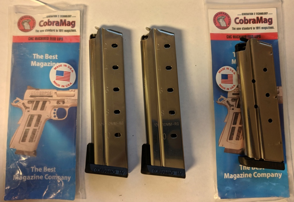 WTS 1911 & M52 Magazines Img_2140
