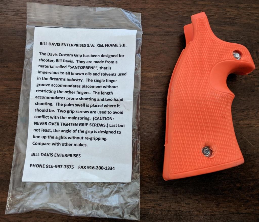 SOLD - Bill Davis Custom Grip Img_2159