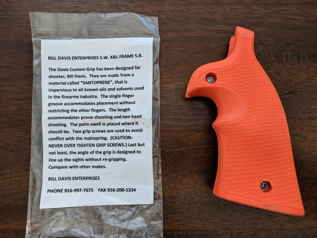 SOLD - Bill Davis Custom Grip Img_2160