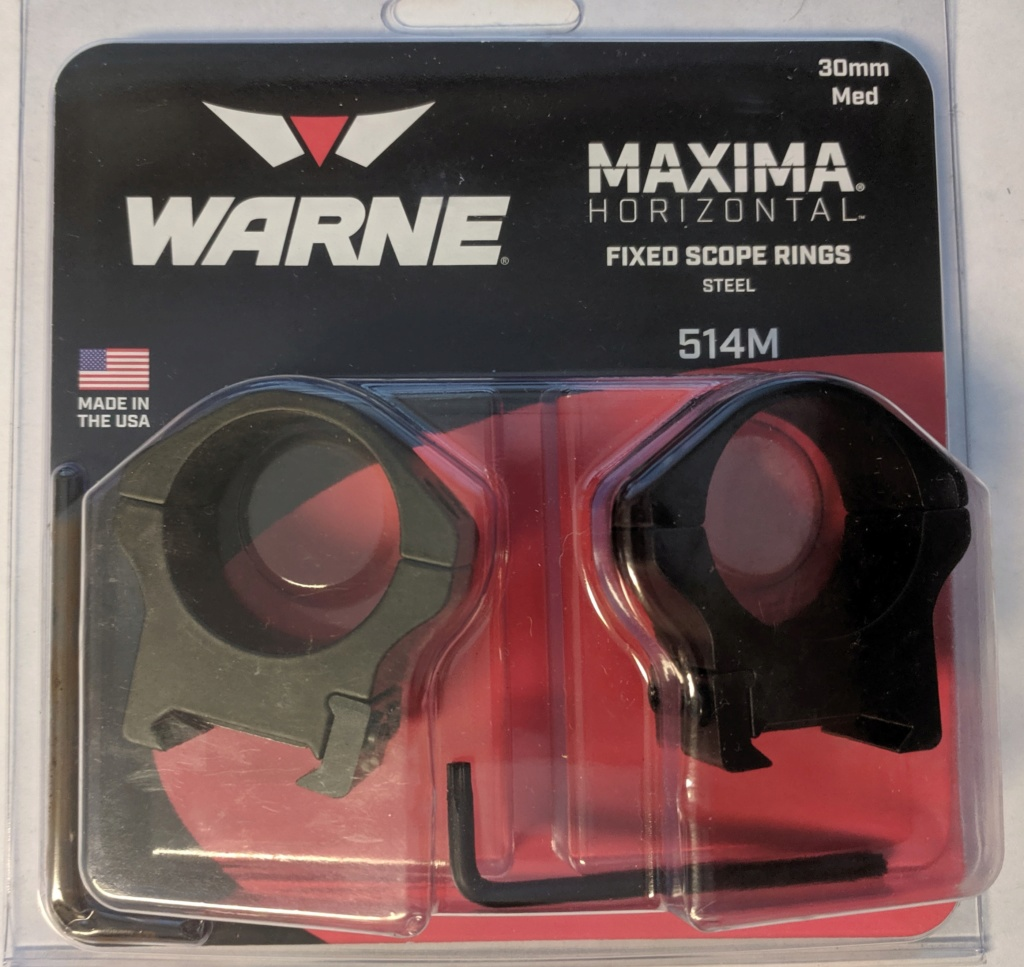 SOLD - Warne Maxima 30mm scope rings Img_2171