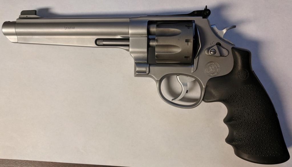 SOLD - S&W 929 9mm Revolver Img_2175