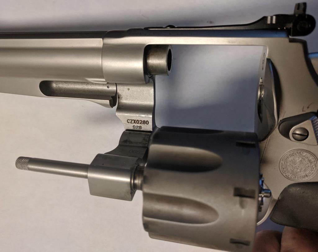 SOLD - S&W 929 9mm Revolver Img_2178