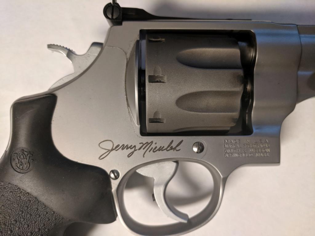 SOLD - S&W 929 9mm Revolver Img_2179