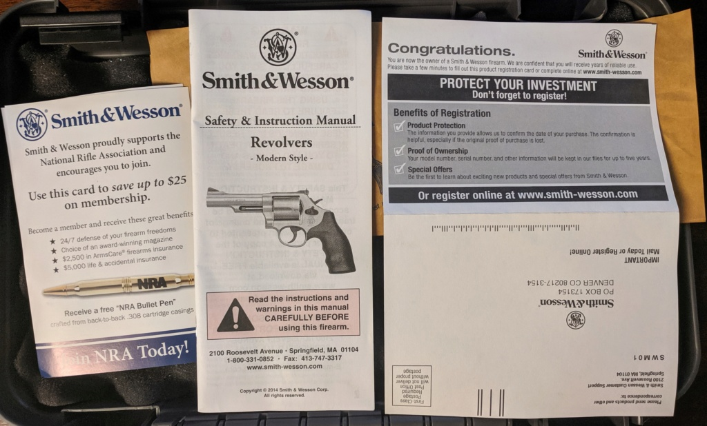 SOLD - S&W 929 9mm Revolver Img_2185