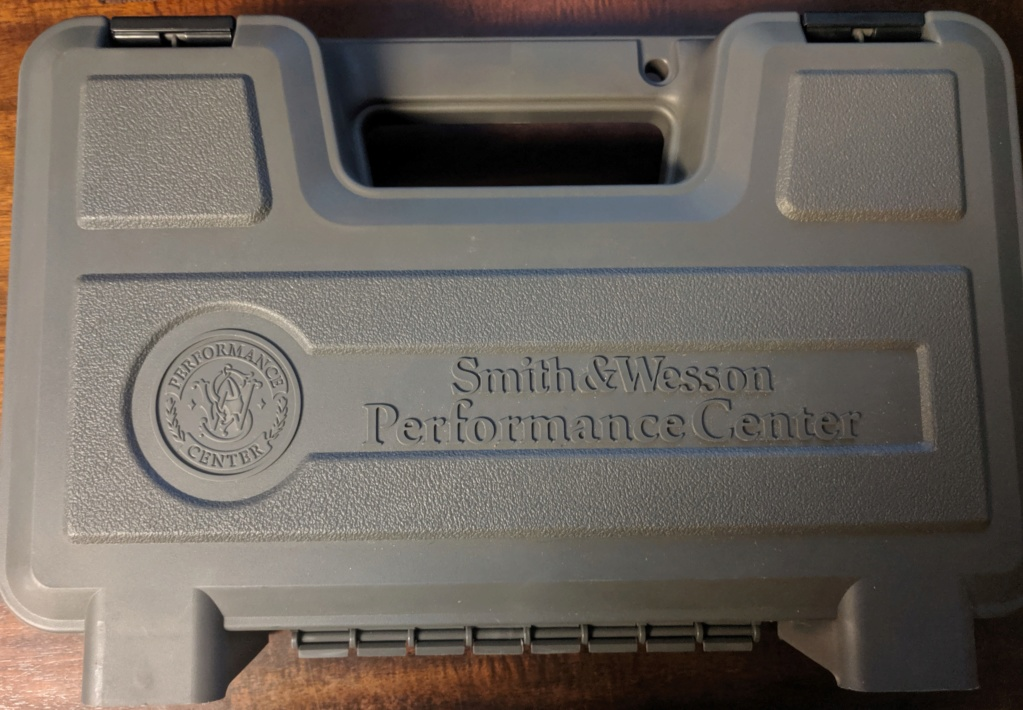 SOLD - S&W 929 9mm Revolver Img_2186