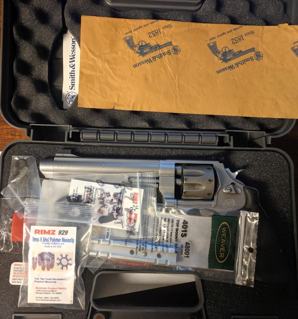 SOLD - S&W 929 9mm Revolver Img_2187